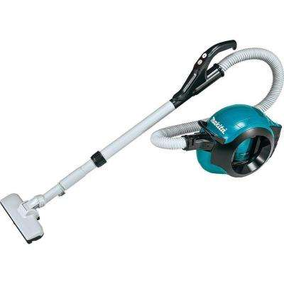 18-Volt LXT Lithium-Ion Cordless Cyclonic Canister Vacuum Cleaner, Tool Only