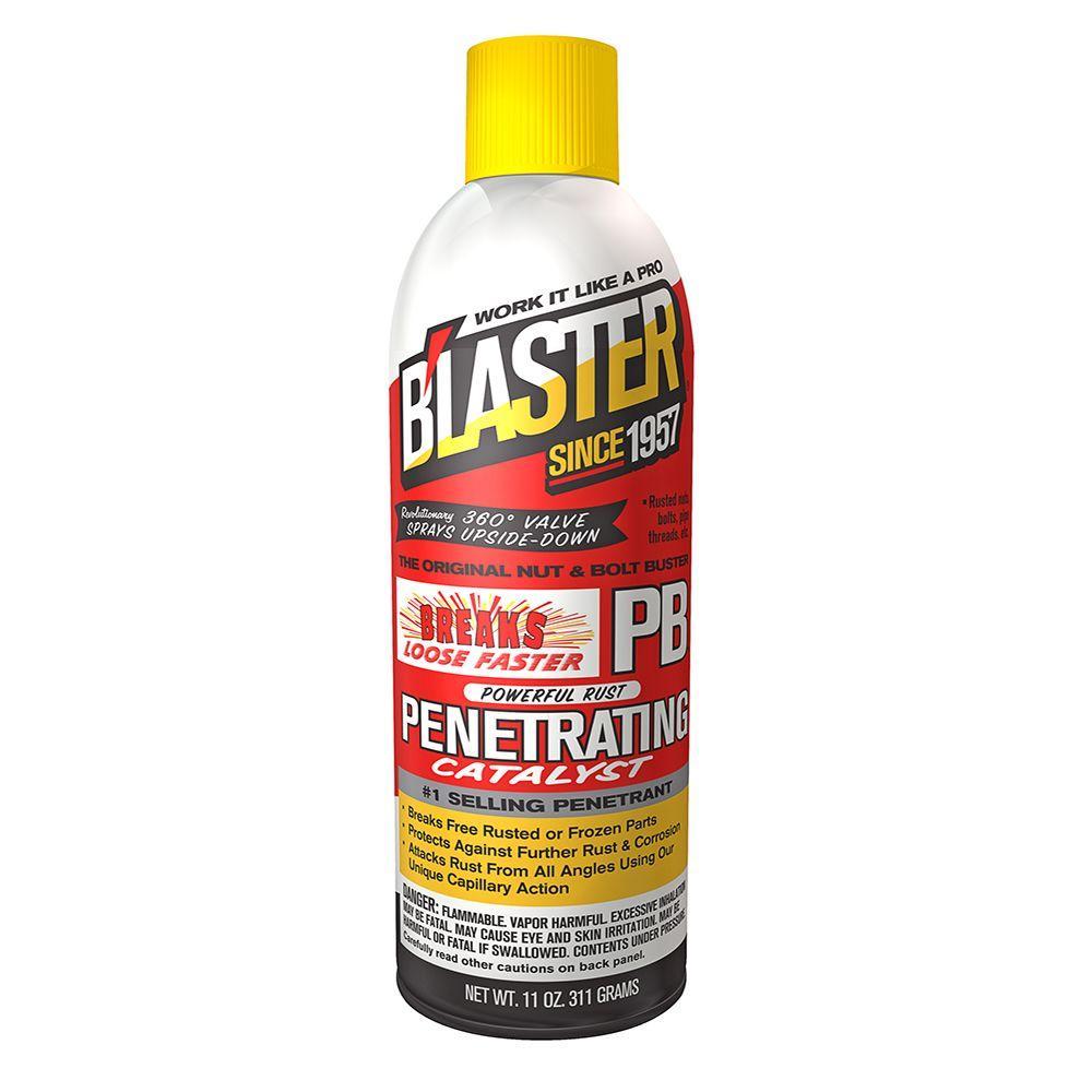 Blaster 11 Oz The Original Pb Penetrant 16 Pb The Home