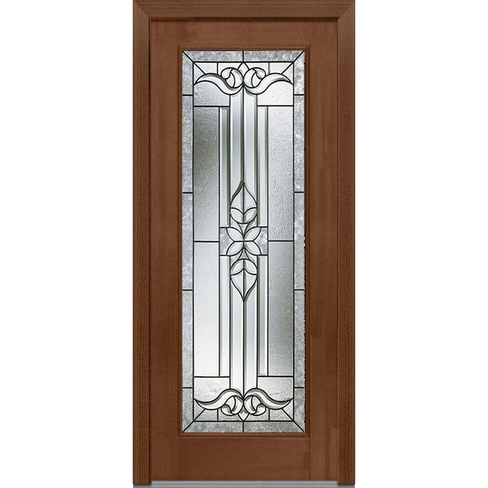 MMI Door 32 in. x 80 in. Cadence Left-Hand Inswing Full Lite ...