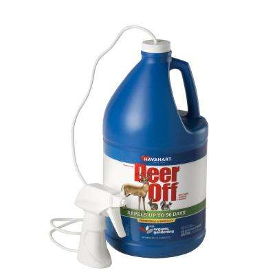 Deer Off 1 Gal. Ready-to-Use Deer and Squirrel Repellent