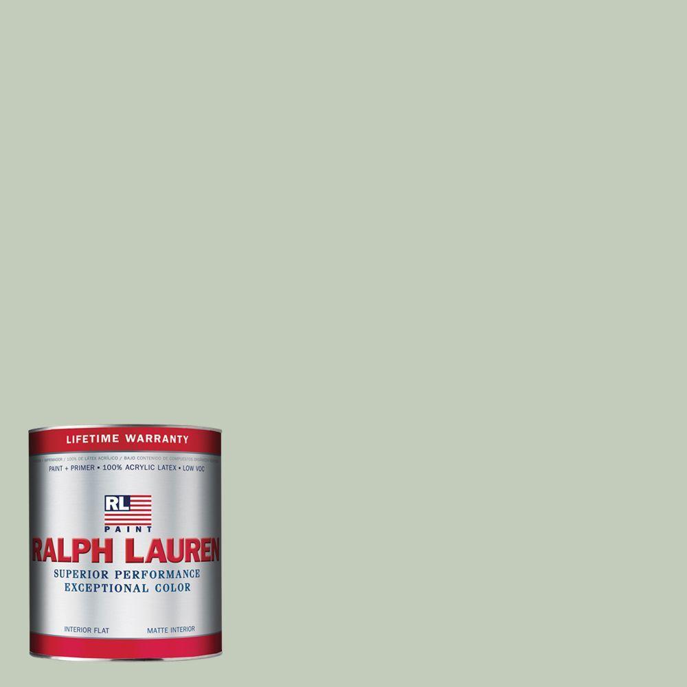 Ralph Lauren 1-qt. Palladian Green Flat Interior Paint