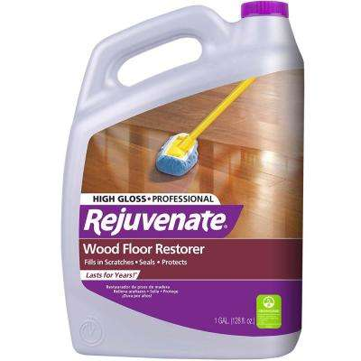 128 oz  Professional High Gloss Wood Floor Restorer