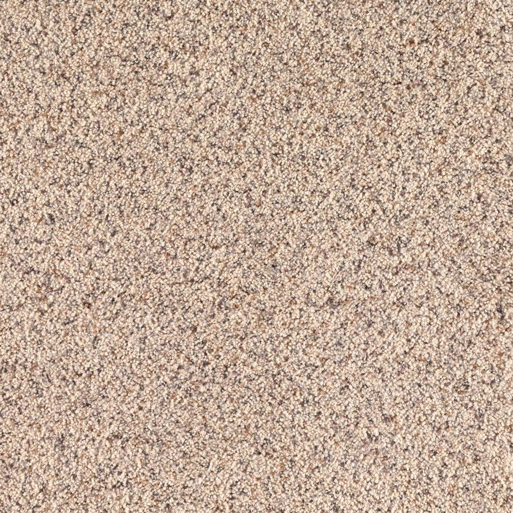 SoftSpring Lush II - Color Snow Bank 12 ft. Carpet