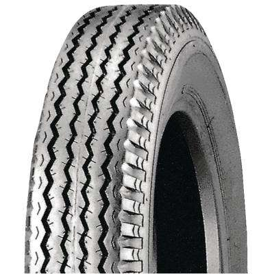 ST145R12 KR25 1220 lb. Load Capacity Karrier ST Radial S-Trail D Ply Tire