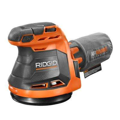 18-Volt GEN5X 5 in. Cordless Random Orbit Sander (Tool Only)