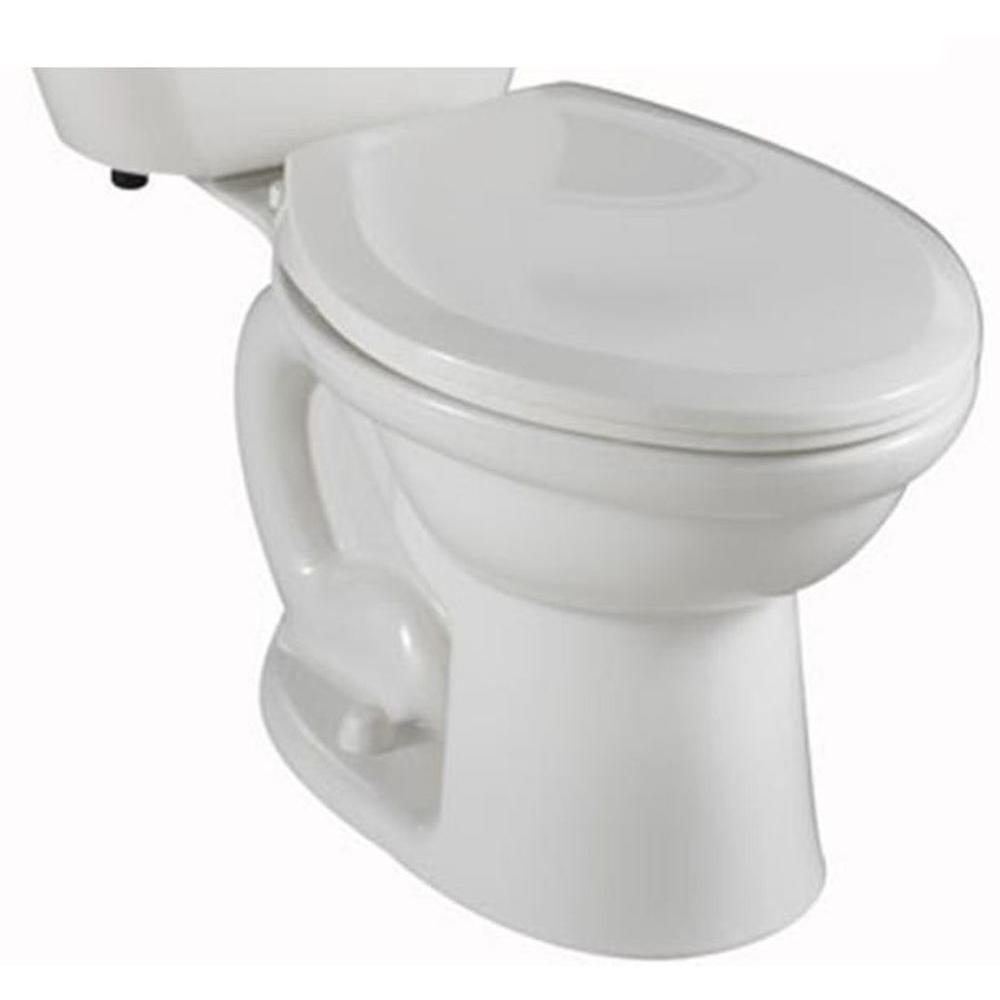 American Standard Colony FitRight Right Height Elongated Toilet Bowl Only in White