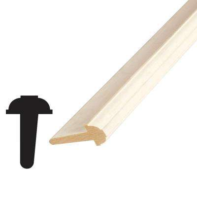 1-1/4 in. x 2 in. x 84 in. Pine Primed Finger-Jointed Astragal Moulding