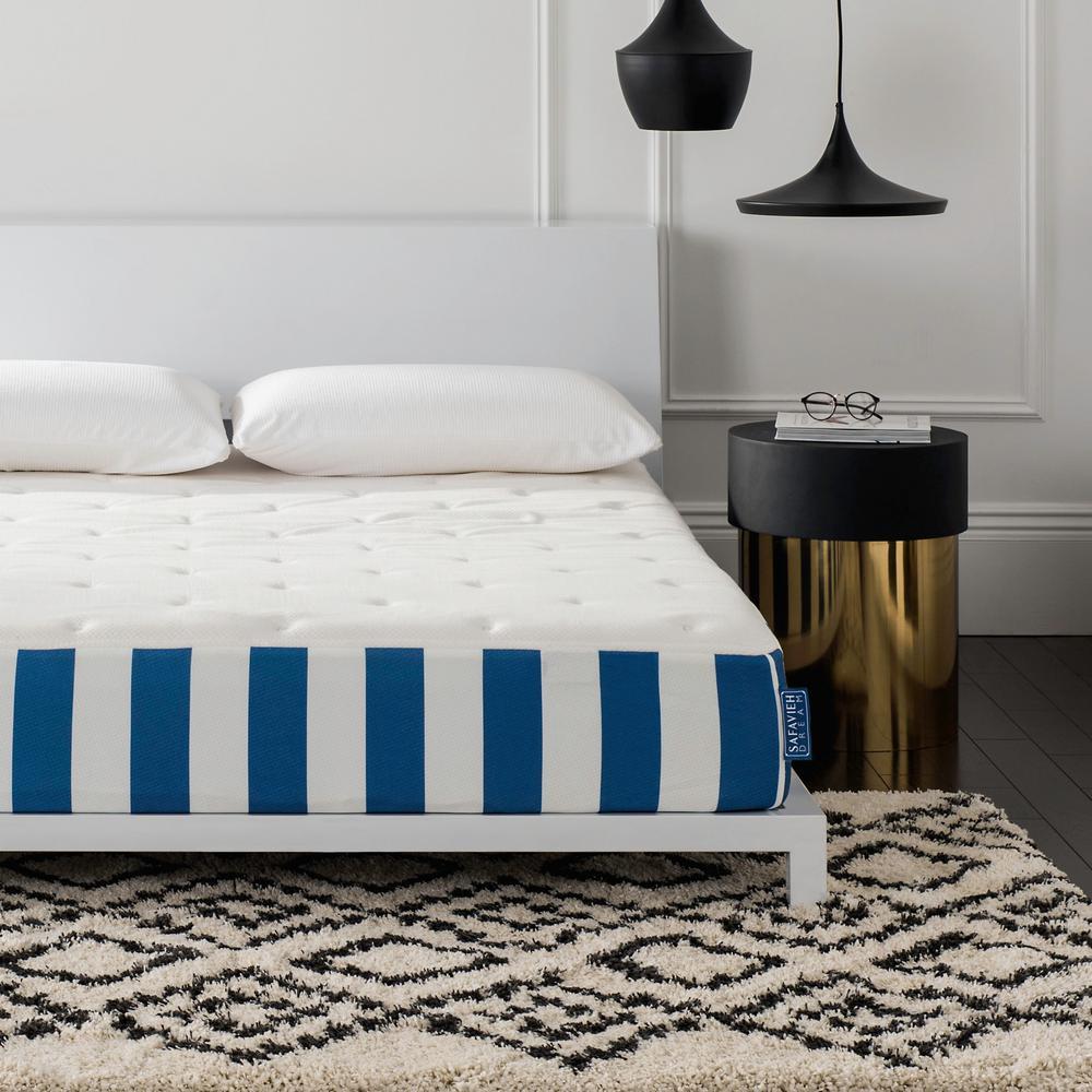 Safavieh Restore Luxury Full Memory Foam Mattress Mat1007a