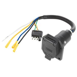 reese towpower towing lights wiring 7418411 64_300 reese towpower brake control adapter harness 8506911 the home depot reese wiring harness at mifinder.co