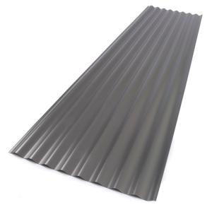 Suntop 26 In X 8 Ft Foamed Polycarbonate Corrugated Roof