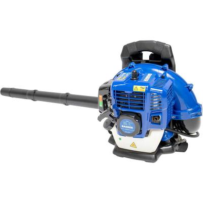 Super-Duty 190 MPH 550 CFM 43 cc Gas Full Crank 2-Cycle Back Pack Leaf Blower