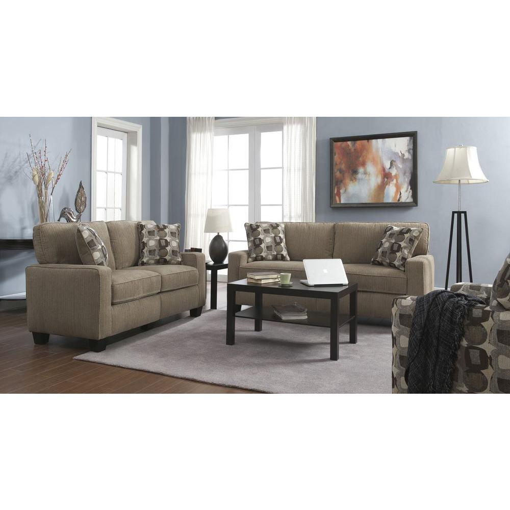 rta garden room free overstock fabric inch shipping navarre sand palisades living silica collection furniture beige home serta today livings sofa martinique product