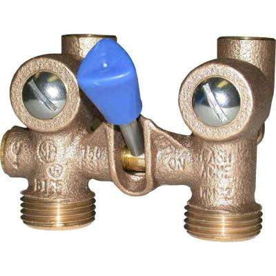 1/2 in. WM-2 Copper Sweat Washing Machine Shut-Off Valves