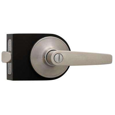 Olympic Stainless Steel Privacy Bed/Bath Door Lever