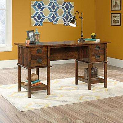 viabella collection curado cherry desk
