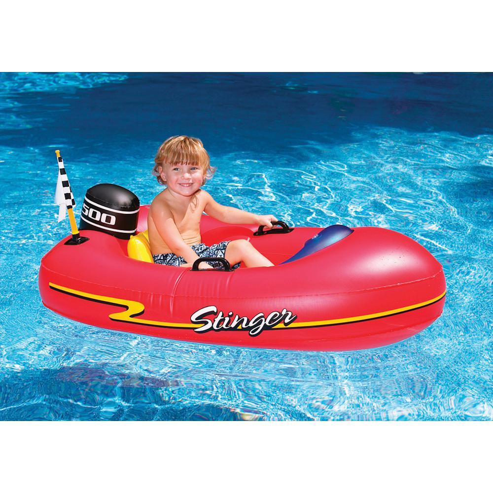 Stinger Boat Pool Float