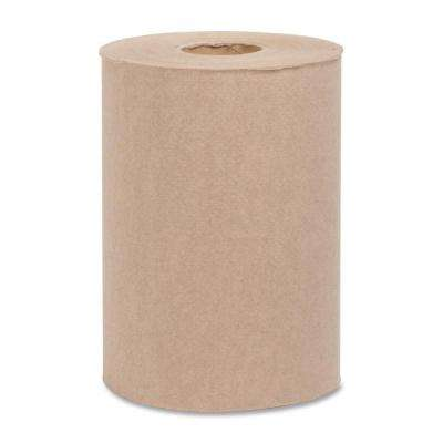 7.88 in. x 800 ft. Embossed Hard-Wound Roll Towels (6 per Carton)