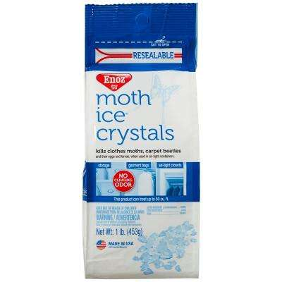 1 lb. Can Moth Ice Crystals (6-Pack)