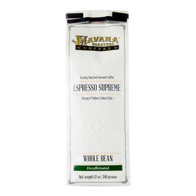 Espresso Supreme 12 oz. Coffee bags Coffee Grounds (3-Bags)