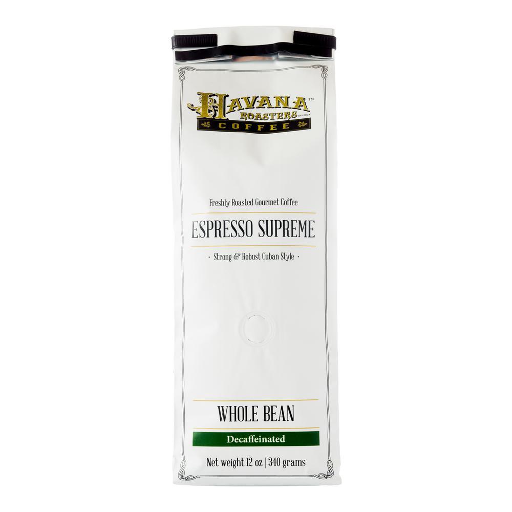 Espresso Supreme 12 oz. Coffee bags Coffee Grounds (3-Bags)
