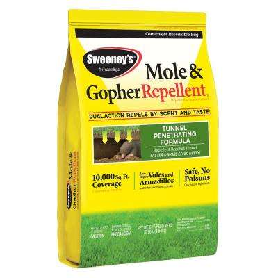 10 lbs. Mole and Gopher Repellent Granules