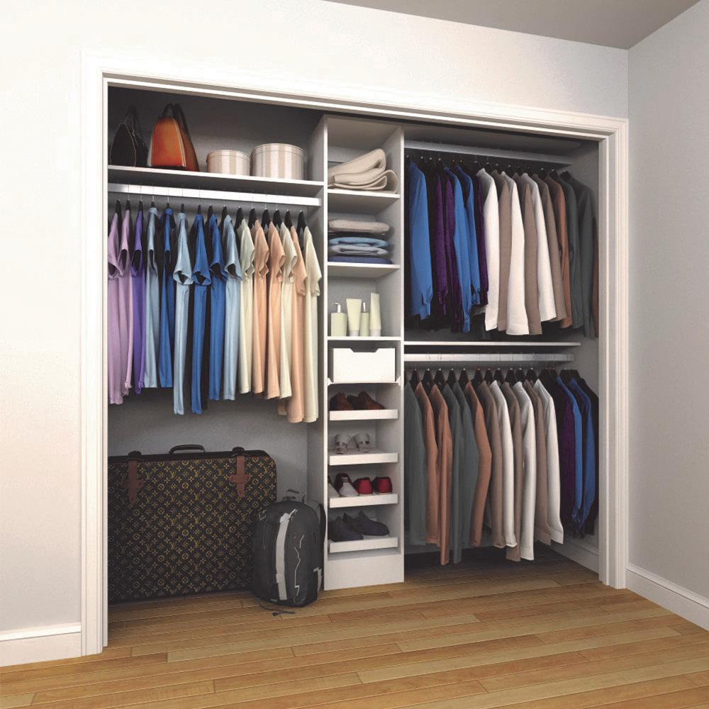 Wardrobe or closet placement tips incredible home design for California closets utah