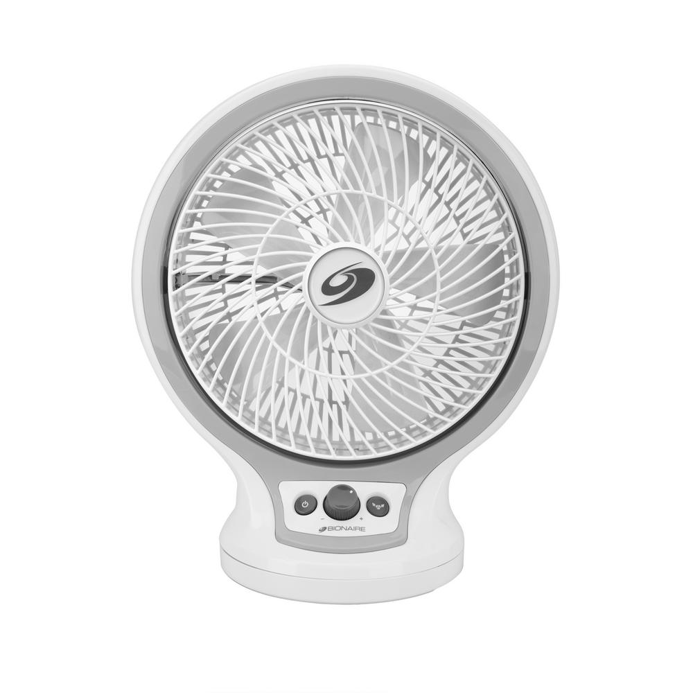 10 in. Oscillating Personal Fan