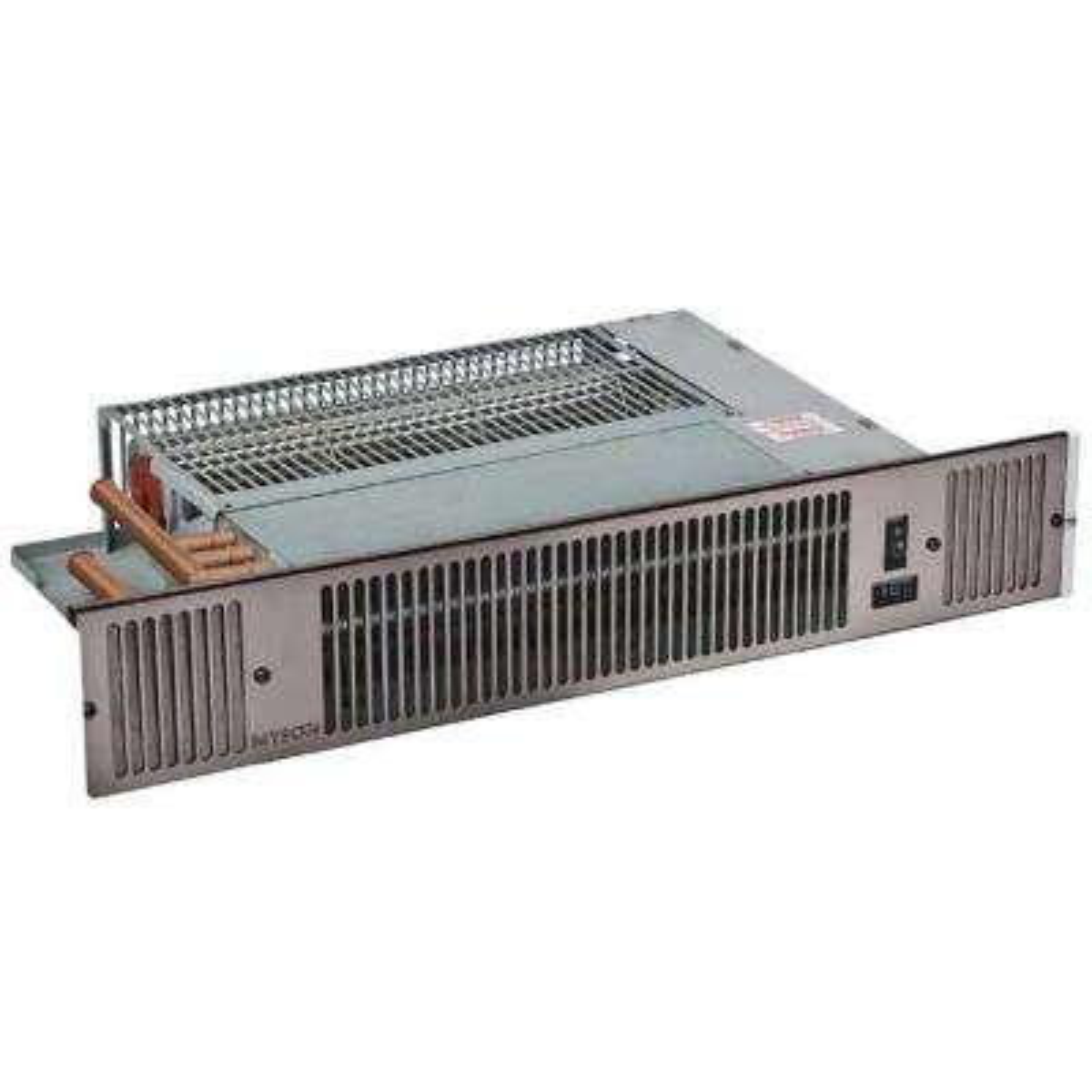 Whispa III 7,872 BTU Hydronic Kick Space Heater (Not Electric)
