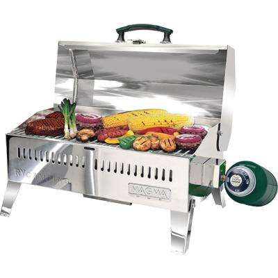 Sierra Adventurer Series Gas Grill in Stainless Steel