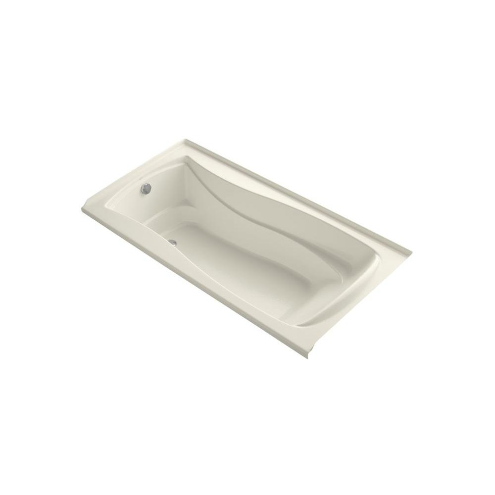 Kohler Mariposa 6 Ft Rectangular Drop In Left Drain