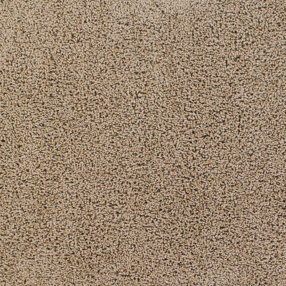 Simply Seamless Tranquility Amaretto Texture 24 in. x 24 in. Carpet Tile (10 Tiles/Case)