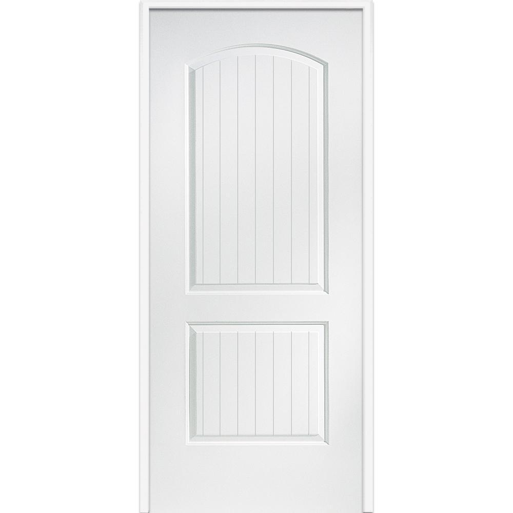 Mmi Door 32 In X 80 In Smooth Cashal Left Hand Primed