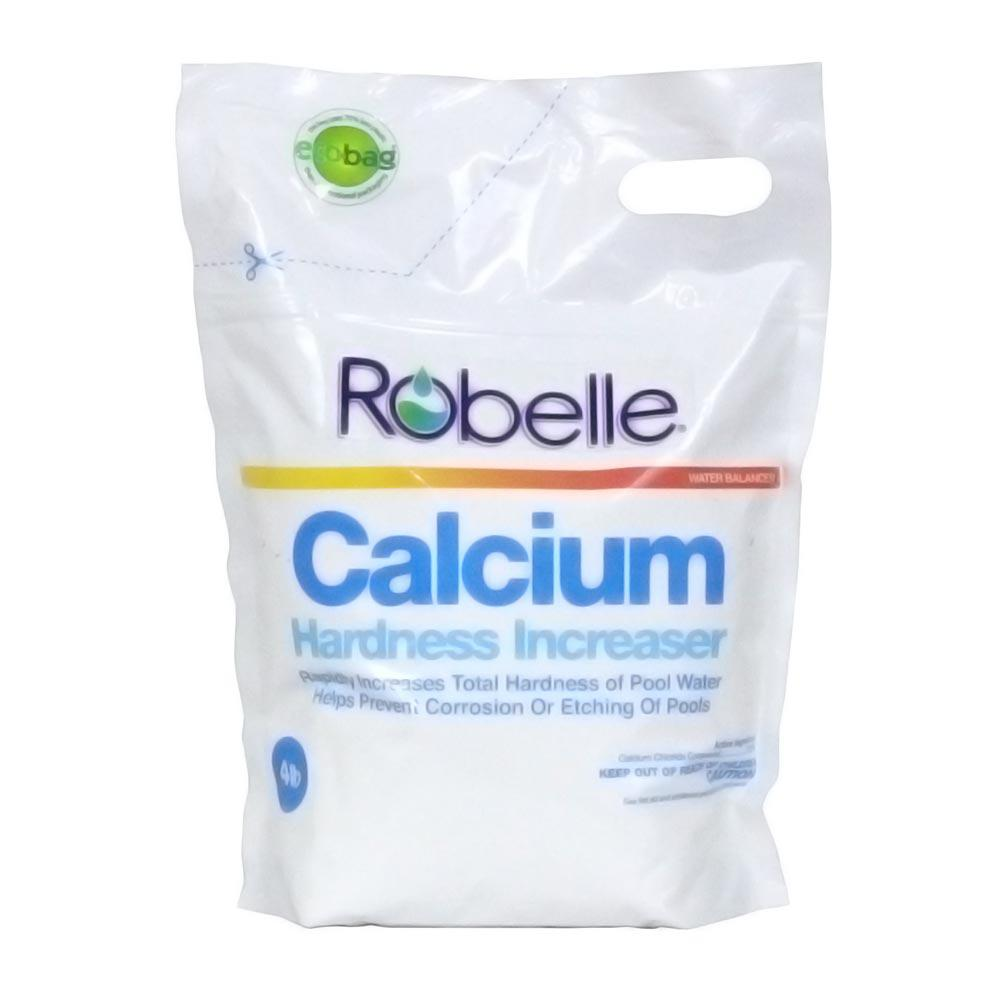 Robelle 4 Lb Pool Calcium Hardness Increaser 2804b The