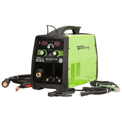 140-Amp 120-Volt MIG/Stick/TIG Multi-Process Welder