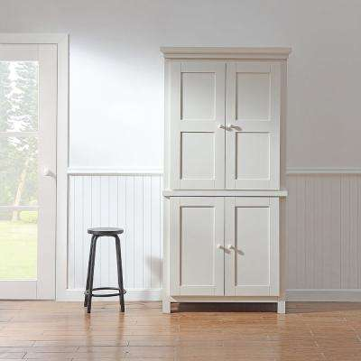 Maidstone 38 In. Picket Fence Pantry