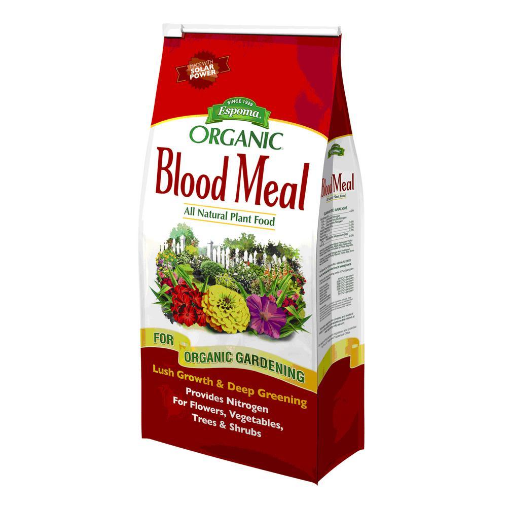 Espoma 3.5 lbs. Organic Blood Meal Fertilizer
