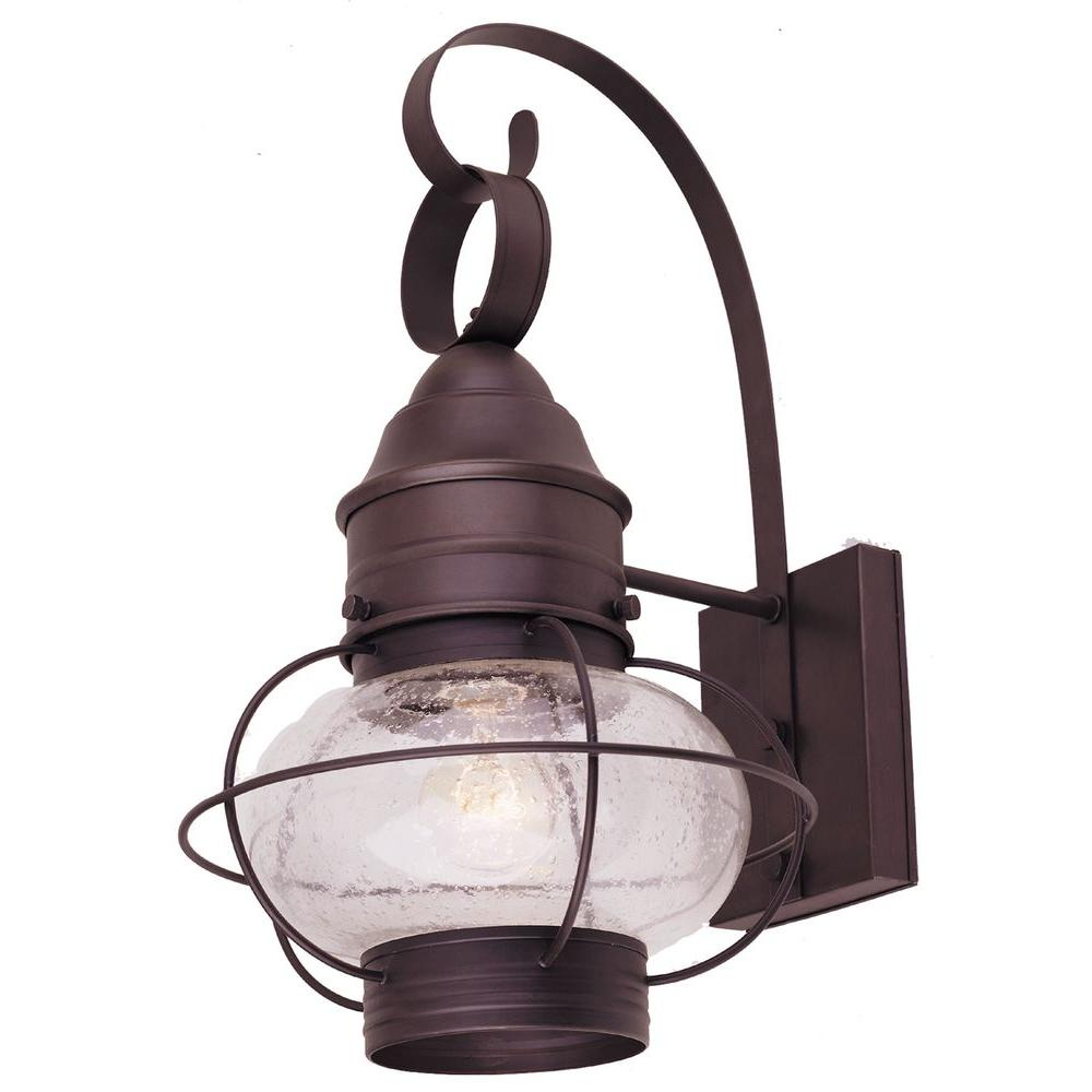 Cordelia Lighting Wall-Mount 1-Light Outdoor Lamp-DISCONTINUED
