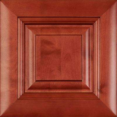 13x13 in. Lyndhurst Cabinet Door Sample in Cabernet