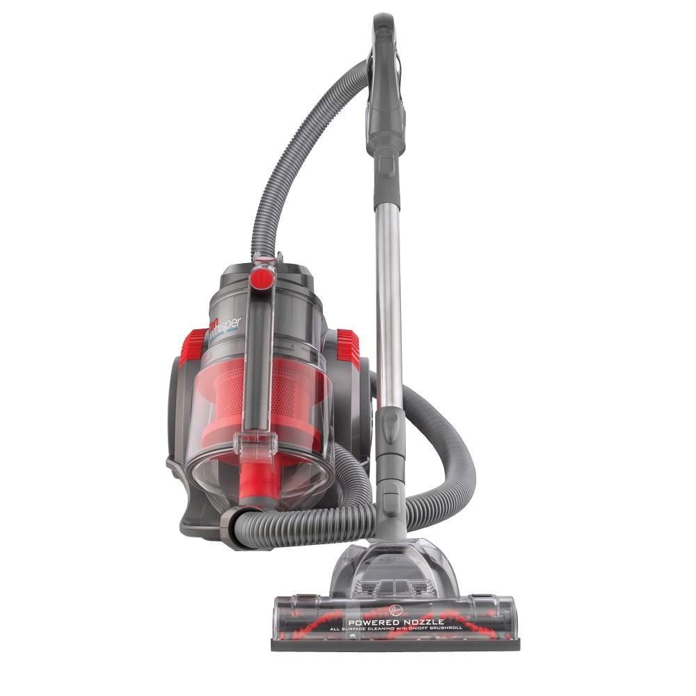 Hoover Zen Whisper Bagless Canister Vacuum Cleaner
