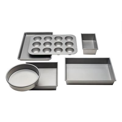 Commercial II 6-Piece Non-Stick Bakeware Set