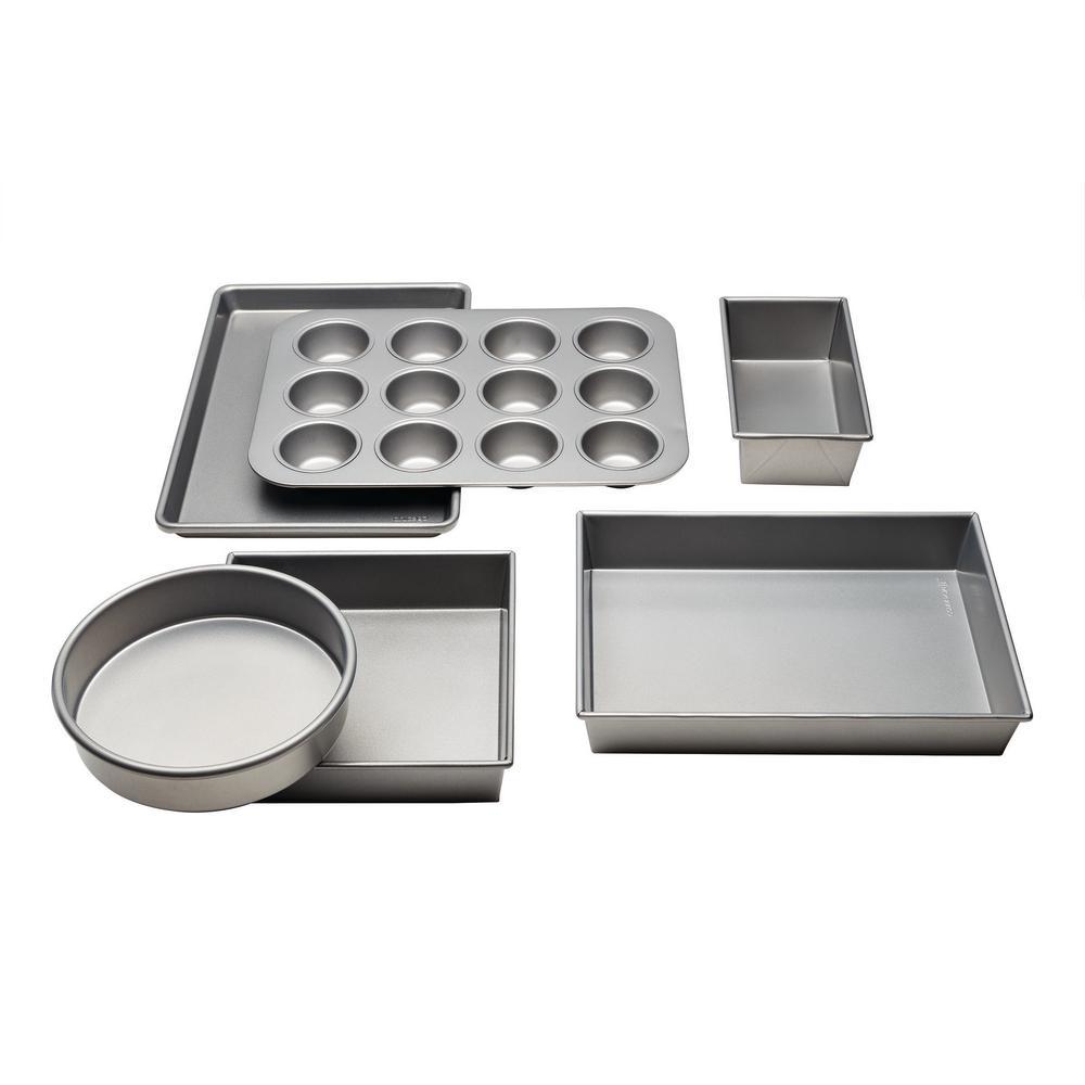Commercial II 6-Piece Non-Stick Bakeware Set