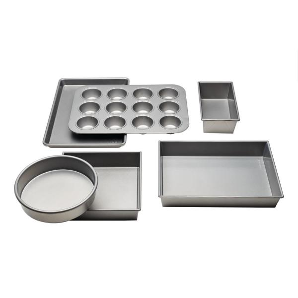 Chicago Metallic Commercial II 6-Piece Non-Stick Bakeware Set 5229028