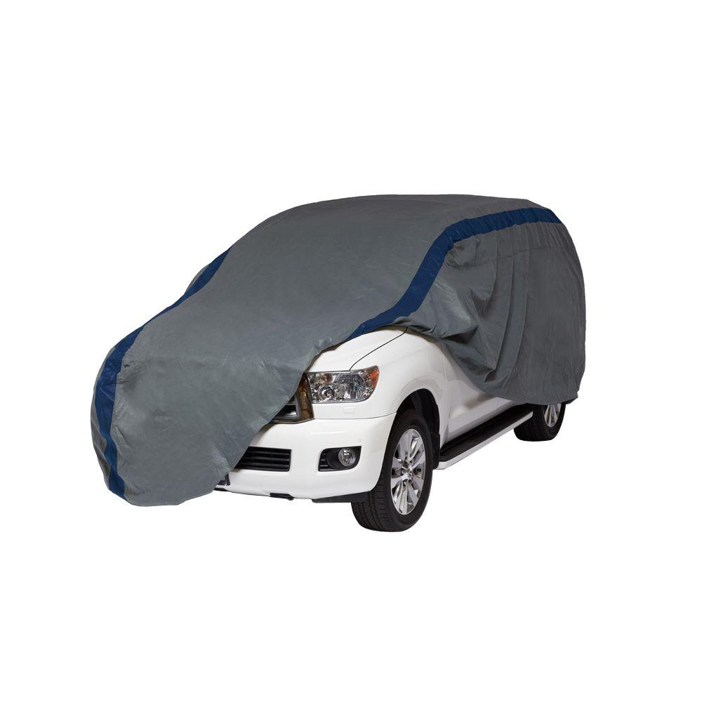 Duck Covers Weather Defender Suv Or Pickup With Shell Bed
