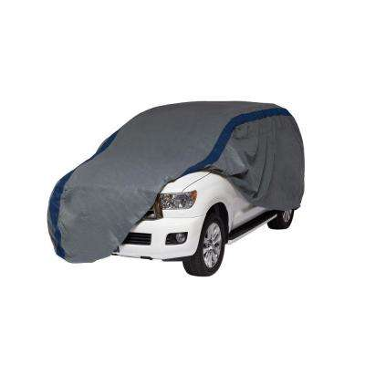Weather Defender SUV or Pickup with Shell/Bed Cap Semi-Custom Cover Fits up to 19 ft. 1 in.