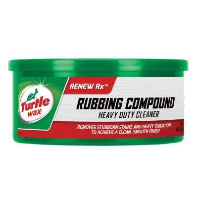10.5 oz. Rubbing Compound