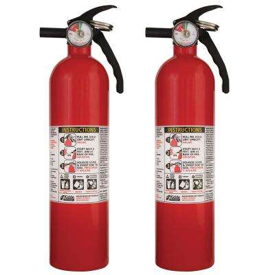 What Does The Letter B On A B1 Fire Extinguisher.1 A 10 B C Recreational Fire Extinguisher 2 Pack
