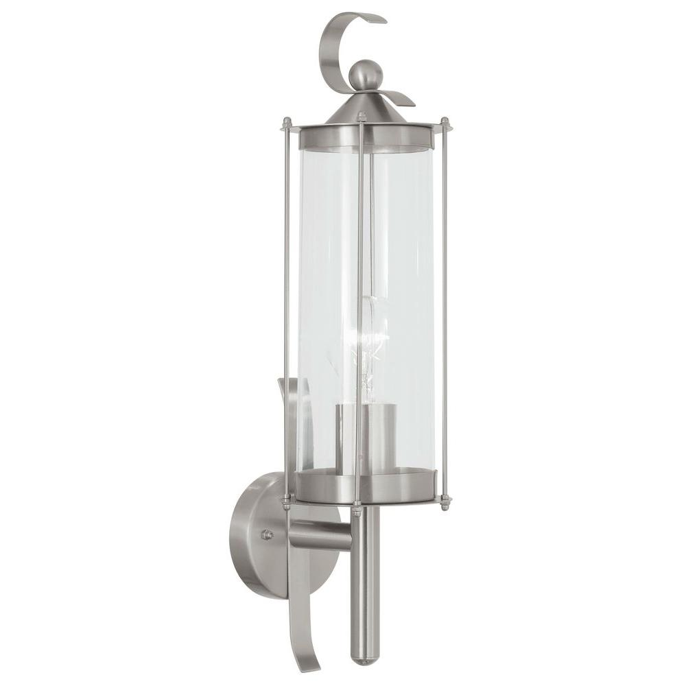 Cornwall Stainless Steel Outdoor Wall-Mount Lamp