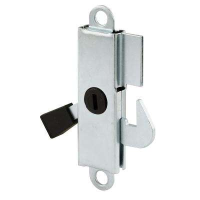 Aluminum Surface mount Sliding Door Keeper