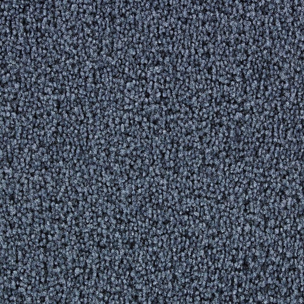 Martha Stewart Living Brycemoor Kerry Blue Terrier - 6 in. x 9 in. Take Home Carpet Sample-DISCONTINUED