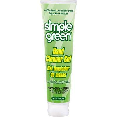 5 oz. Hand Cleaner Gel (Case of 12)